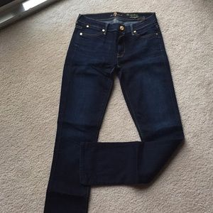 7 For All Mankind, Modern Straight, 28, NWOT